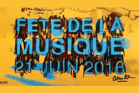 Fête de la Musique 2016, Saint Julien en Genevois