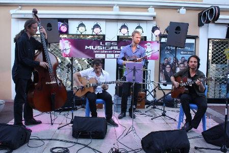 Les Musicales 2015 - Gadjo, Saint Julien en Genevois