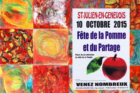 Fête de la Pomme, Saint Julien en Genevois